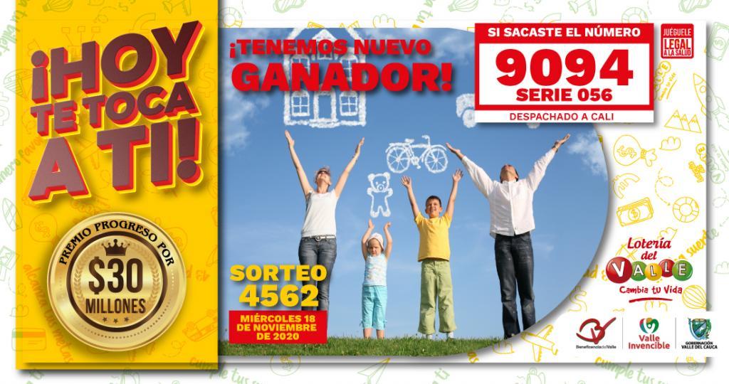 """<a href=""""/fotos/general/ganador-bono-al-progreso-sorteo-4562"""">Ganador Bono al Progreso - Sorteo 4562</a>"""