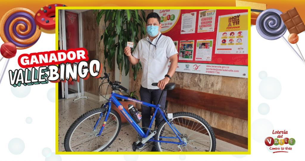 """<a href=""""/fotos/general/entrega-de-bicicleta-feliz-ganador-del-valle-bingo"""">Entrega de Bicicleta a Feliz Ganador del Valle Bingo</a>"""
