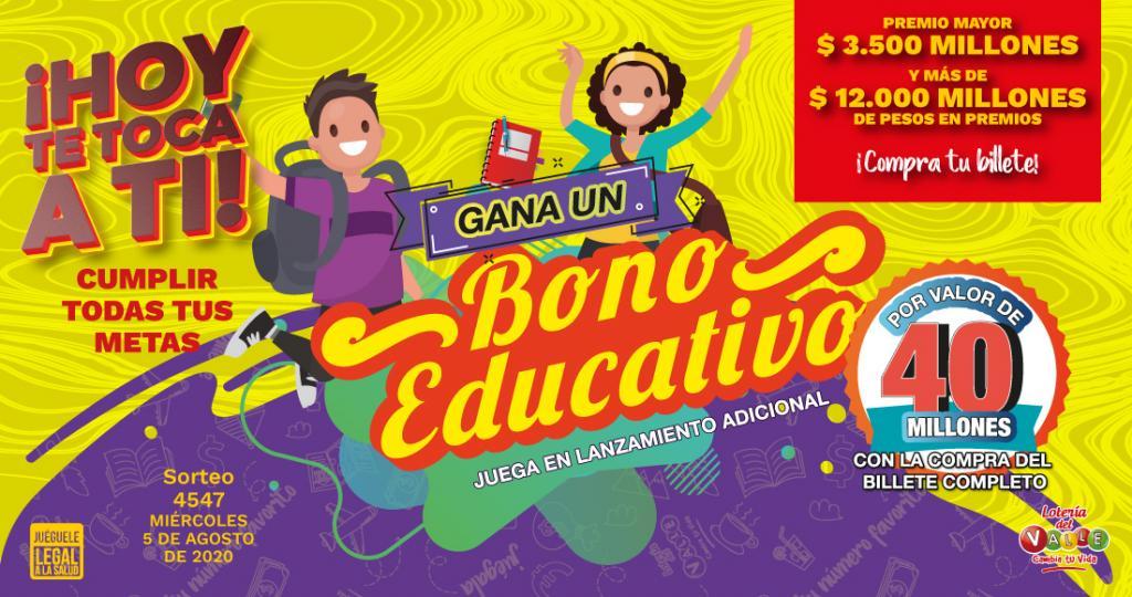 """<a href=""""/fotos/general/gana-bono-educativo-con-la-loteria-del-valle"""">Gana Bono Educativo con la Lotería del Valle</a>"""