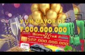 Embedded thumbnail for La Lotería de la Cruz Roja y la Lotería del Valle nos unimos con el SúperXtra