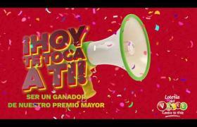 Embedded thumbnail for Hay un nuevo ganador del premio mayor de la Lotería del Valle