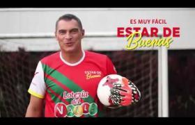 Embedded thumbnail for ES MUY FÁCIL ESTAR DE BUENAS