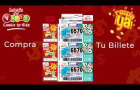 Embedded thumbnail for LA LOTERÍA DEL VALLE ESTA CARGADA DE PREMIOS