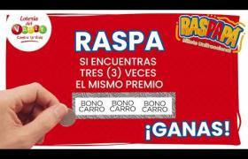 Embedded thumbnail for RASPAPÁ