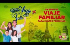 Embedded thumbnail for Super Bono Viaje  con la del Valle