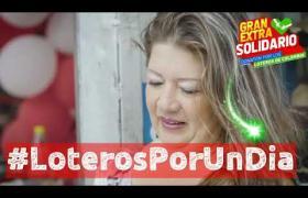 Embedded thumbnail for Los loteros agradecen a toda Colombia - Gran Extra Solidario
