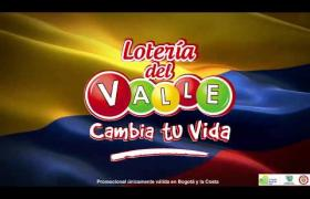 Embedded thumbnail for Lotería Valle Mundial