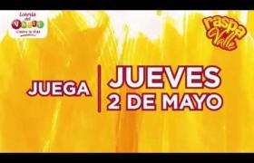 Embedded thumbnail for El Raspa Valle del Jueves 2 de Mayo