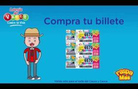 Embedded thumbnail for La Lotería del Valle se prepara para que el billete venga con Raspa